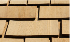 Cedar shingle markham