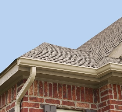 Proper eaves-trough - gutter installation in Vaughan