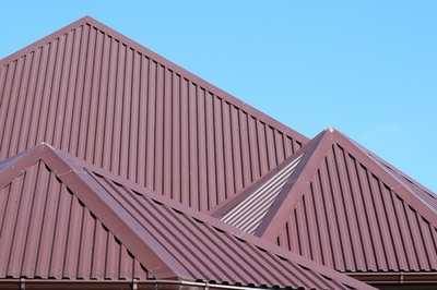 Metal roofing available for commercial and residential application